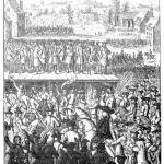 Fig. 01. Kentish Election 1734, 1734-1735, acquaforte (British Museum, London)