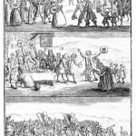 Fig. 02. Frontispiece to J. Roberts, «The Humours of a Country Election», London 1734, acquaforte.