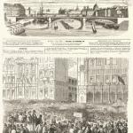 Fig. 28. «Les élections en Belgique, sur la place de l'hôtel de ville, à Bruxelles», in «L'Illustration. Journal Universel», 19 décembre 1857