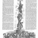 Fig. 30. Cham, «Ils monteront!... Ne monteront pas!... Monteront!... Monteront pas!...», in «L'Illustration. Journal Universel», 8 août 1846, p. 364