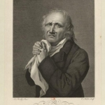 Fig. 23. Louis-Léopold Boilly, «L'Ultra», Noël, Paris 1819, incisione al bulino di Caroline Hulot (Bibliothèque nationale de France, Paris, Département Estampes et photographie, Collection De Vinck)