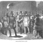 Fig. 41. «Transport des bulletins des sections à la Mairie», in «L'Illustration. Journal Universel», 16 décembre 1848, p. 249.
