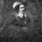 Fig. 07 – Aurelio Machol, «Francesco Ferrucci», dipinto su volta, Villa Puccini, Pistoia, 1838 ca. (riproduzione: Gabinetto Fotografico, Polo Museale della città di Firenze).