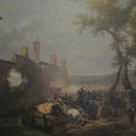 Fig. 10 – Massimo d'Azeglio, «La battaglia di Gavinana», olio su tela, 98 x 84 cm, 1834 (Museo Ferrucciano, Gavinana).