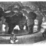 """Fig. 01 – Vasche con animali marini dell'acquario di Berlino. Disegno originale di K. Henn (tratto da: G. Rasch, """"Das Berliner Aquarium"""", in «Illustrierte Zeitung», 8 maggio 1869, p. 353)"""