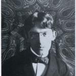 Fig. 02. Fred Holland Day, «Portrait of Ralph Adams Cram», stampa al sale, 1890 circa (Boston Public Library, Boston, MA)