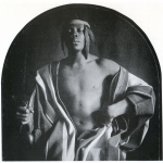 Fig. 07. Fred Holland Day, «An Ethiopian Chief», stampa al platino, 1897 circa (The Metropolitan Museum of Art, New York)
