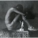 Fig. 13. Fred Holland Day, «Ebony and Ivory», stampa al platino, 1897 (Royal Photographic Society, Bath)