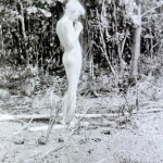 Fig. 14. Fred Holland Day, «The Marble Faun», stampa al platino, 1896 circa (Library of Congress, Washington D.C.)
