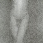 Fig. 24. Fred Holland Day, «Nude study», stampa al platino, 1898-99 (Library of Congress, Washington D.C.)