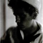 Fig. 28. Fred Holland Day, «Sailor Boy», stampa al platino, 1910 circa (Royal Photographic Society, Bath)
