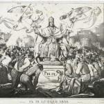 Fig. 27 – Cherubino Cornienti, «Il 16 luglio 1846», 1846-47, litografia (Civica Raccolta delle Stampe Achille Bertarelli, Milano).