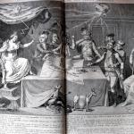"""Fig. 16 – «Congrès des rois coalisés, ou les tyrans (découronnés), 1793 c.», [da Antoine de Baecque, """"La caricature revolutionnaire"""", Presses de CNRS, Paris 1988, pp. 16-17]"""