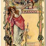Fig. 04. Giovanni Crotta, «Primo Maggio», 1900, cartolina
