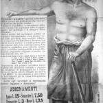 Fig. 06. Ottavio Rodella, «Avanti!», 1896, manifesto