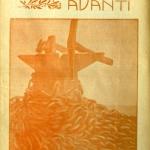 Fig. 20. Copertina di «Sempre Avanti. Rivista popolare di socialismo», XII, n. 11, 15 giugno 1911.