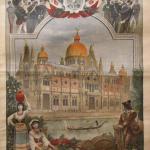 Fig. 07 «Exposition de 1900. Pavillon de l'Italie», in «Le Petit Journal Illustré», 29 avril 1900, p. v.