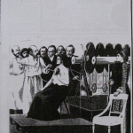 Fig. 21 «La cure de la tuberculose», in «Le Petit Journal Illustré», 1 septembre 1901, p. viii.