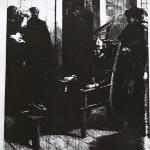Fig. 18 «La peine de mort en Amérique. Une électrocution», in «Le Petit Journal Illustré», 9 avril 1899, p. viii.