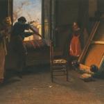 Fig. 14. Francesco Netti, «Un episodio del 15 maggio 1848», 1861, olio su tela (Museo nazionale di San Martino, Napoli)