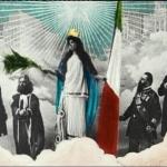 Fig. 2a – VII quadro del film «La presa di Roma» (Alberini & Santoni, 1905): L'apoteosi