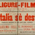 Fig. 7 – Pubblicità del film «L'Italia s'è desta» (Cines, 1914)