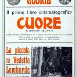 Fig. 9 – Pubblicità del film «La piccola vedetta lombarda» (Film Artistica Gloria, 1915)