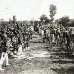 Fig. 6 – Un fotogramma tratto dal film «Nozze d'oro» (Ambrosio, 1911)