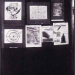 Fig. 13 – Aby Warburg, «Tav. C, La conquista del cielo: guerra e tecnica», 1929, Bilderatlas Mnemosyne